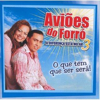 Baixar MP3 Grátis avioes do forro vol 3%5B1%5D Aviões do Forró – A  Diferença está no ar Vol. 3 (2006)