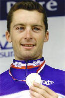 Romain Mary Champion de France à Poiré sur vie en 2000