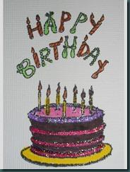 Birthday ATC
