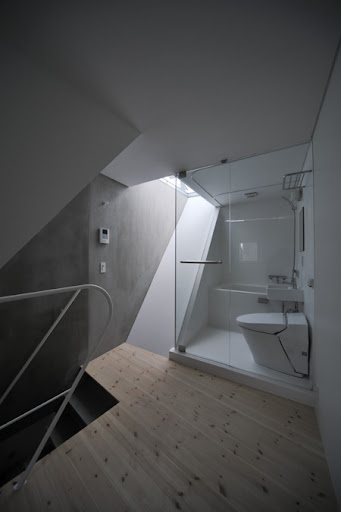 MM Apartment by Nakae Architects