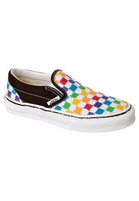 Vans CLASSIC SLIP-ON - Slipper - crayola:Superfit kinderschuhe online