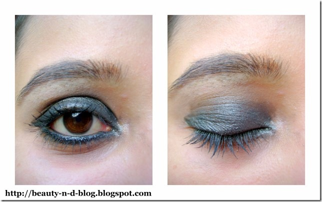smokey night eyes