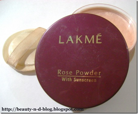 Lakme Rose Powder Review,Loose Powder