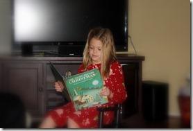 twas reading