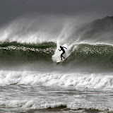 Surfing in Newquay