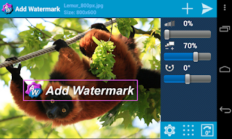 Screenshot of Add Watermark