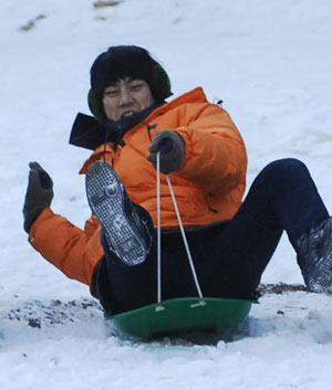 Taec Yeon เป็นหัวหน้าทีมใน Family Outing 2