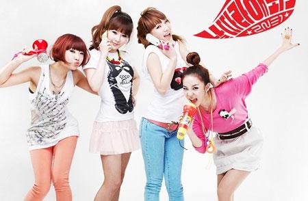 2NE1 ปล่อยมิวสิควีดีโอ Try To Be Like Me ออกมาแล้ว