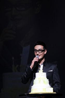 Kang Ta จัดงานแฟนมีทติ้งหลังจากออกจากกรม