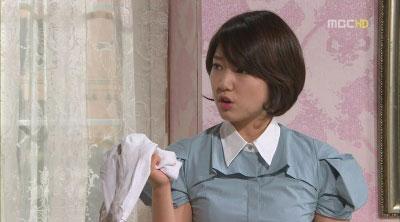 Park Shin Hye ปรากฎตัวในละคร High Kick Through The Roof
