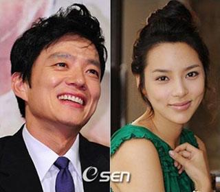 "Lee Bum Soo และ Park Si Yeon จับคู่กันใน ""Roadkill"""