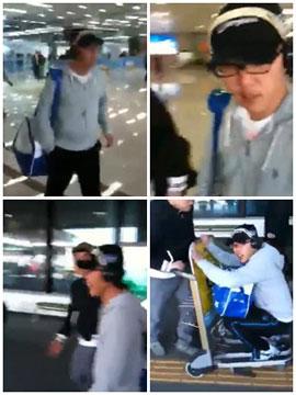 Haha วิจารณ์การแต่งตัวของ Kim Jae Dong