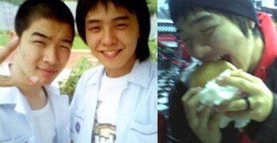 อดีตของ TaeYang และ Seungri