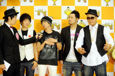 SBS จัดพรมแดง เปิดตัวรายการ Strong Heart