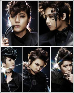 ตัวอย่างมิวสิควีดีโอ 'Love Ya' ตัวที่สองจาก SS501