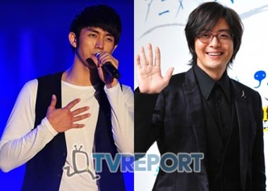 SeulOng วง 2AM เป็นนักร้องเพลง Bae Yong Joon