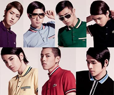 บอยแบนด์ Infinite ในรายการ M! Countdown