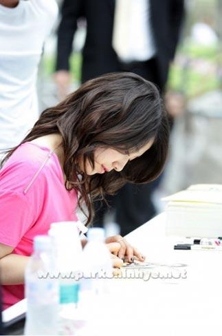 รูป Park Shin Hye ล่าสุดอ้วนขึ้นจนได้รับความสนใจเป็นอย่างมาก