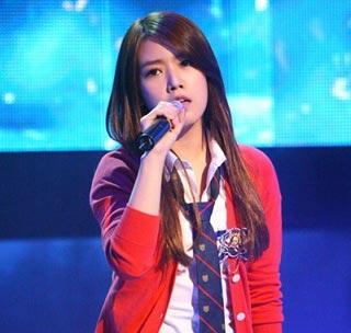 Soyeon (T-ara) ใน M! Countdown กับเพลง 'Death Bell 2'