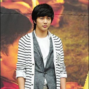 Yoo Seung Ho อยากทำงานการกุศลในต่างแดนต่อไป