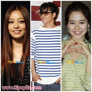 Goo Hara, Lee Chun Hee และ Song Ji Hyo เป็นแขกรับเชิญใน Running Man ตอนหน้า