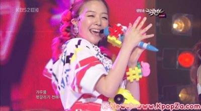 ครั้งแรกของ Girl's Day ใน Music Bank กับ 'Tilt My Head'