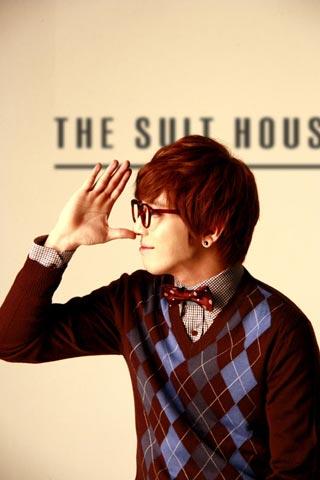 Jung Yonghwa  ต้อนรับฤดูใบไม้ร่วงกับแบรนด์ Kolon