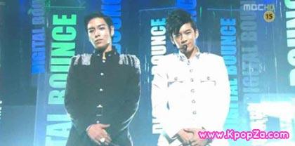 คลิป Se7en ขึ้นแสดงใน Music Core (31.07.2010)