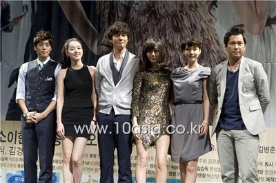 Chun Hee ฟิตหุ่นรับบทอันธพาลใน Gloria
