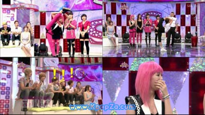 Jia (miss A) และ Victoria ใครตัวอ่อนกว่ากันใน Star King