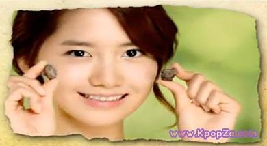 Yoona (SNSD) ในโฆษณา 'Innisfree'