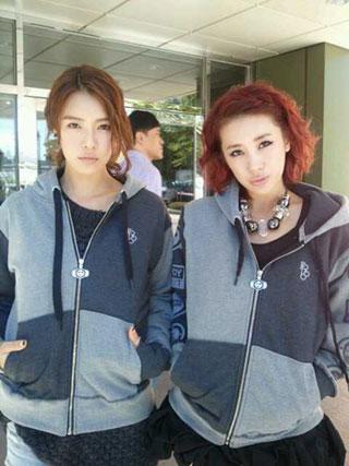 จริง ๆ แล้ว Kahi กับ Seo In Young เป็นเพื่อนที่ดีต่อกัน