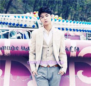 Kang Min Hyuk วง C.N Blue เตรีบมเดบิวต์ในฐานะนักแสดง