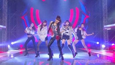 คลิป Lizzy, Jaekyung, Bora, MinAh และ NS Yoon Ji ร่วมเขย่าเวทีคอนเสิร์ต Music Bank