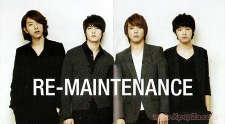 "CNBLUE ปล่อยซิงเกิ้ลภาษาญี่ปุ่นตัวที่ 3 ""RE-MAINTENANCE"" ออกมาแล้ว"