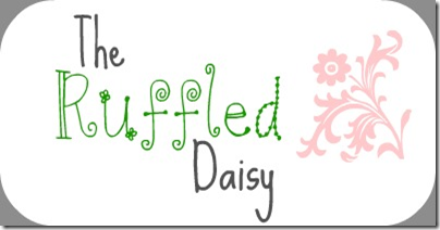 The Ruffled Daisy Logo