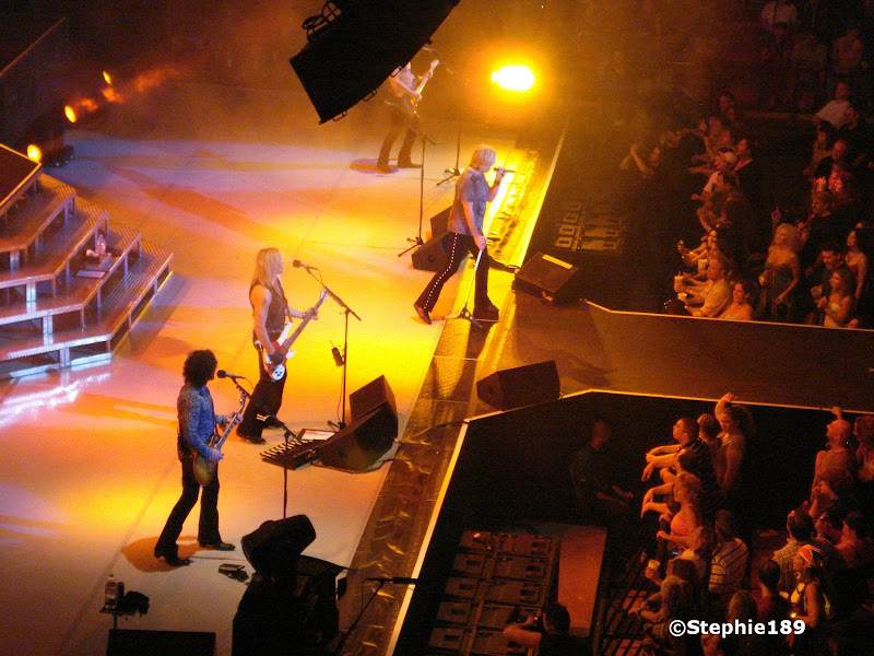 Viv, Sav, Joe, & Phil - Def Leppard - 2007
