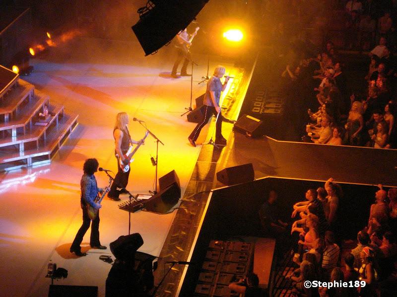 Viv, Sav, Joe, & Phil - Def Leppard - 2007