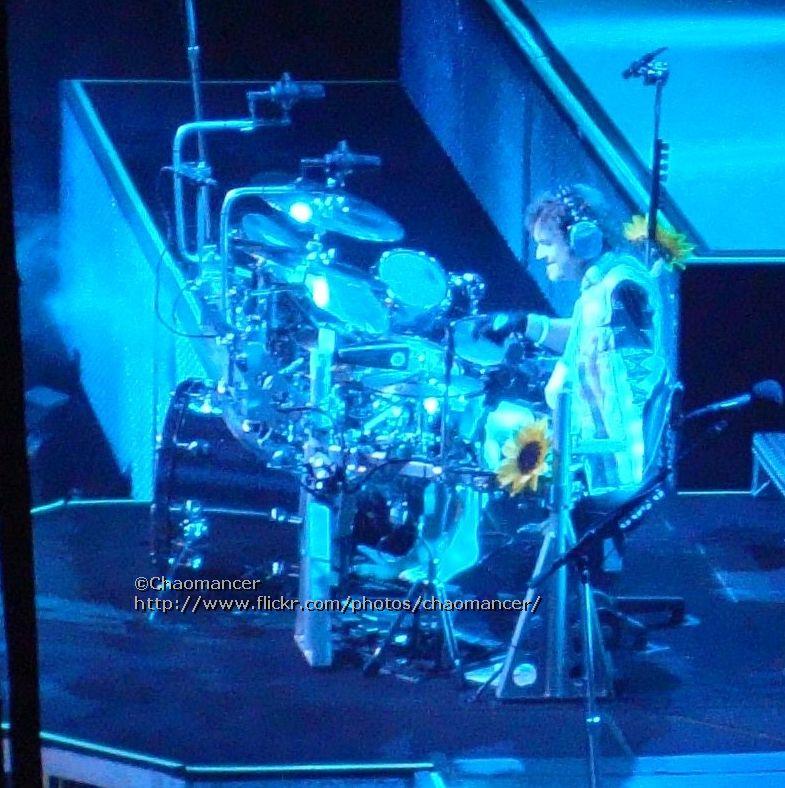 ThunderGod Rick Allen - 2008 - Def Leppard