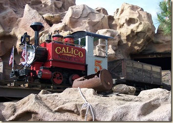 Knott's Calico Mine Ride