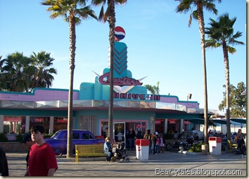 Knott's Coasters Drive-In