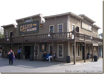Knott's Calico Saloon