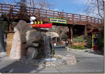 Knott's Camp Snoopy