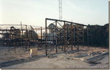 Indiana Jones Adventure Construction