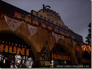 Knott's Halloween Haunt 2007