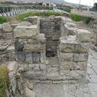 Puerta Este, también llamada Puerta de Carteia