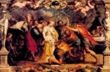 Rubens, Briselda devuelta a Aquiles por Néstor