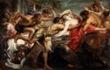 Rubens - El rapto de Deidamía, o Lapitas y centauros