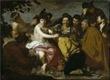 Velázquez - Apoteosis de Baco (Los Borrachos)