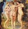 Rubens - Las tres gracias